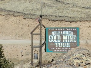 the mollie kathleen gold mine